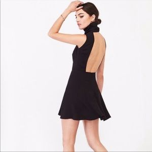 Reformation dress with a open back